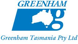 Greenham Tasmania Logo