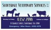Scottsdale Vets - Detailed Logo