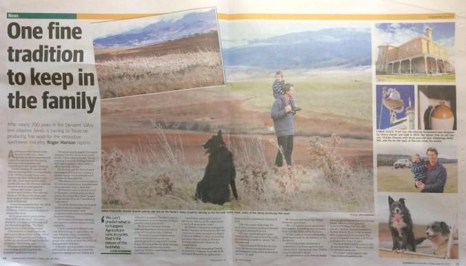 Tas Country Charles Downie article.jpg